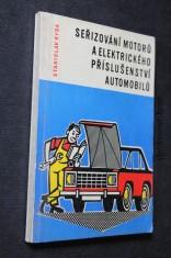 náhled knihy - Seřizování motorů a elektrického příslušenství automobilů