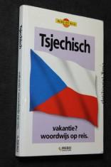 náhled knihy - Tsjechisch vakantie? Woordwijs op reis