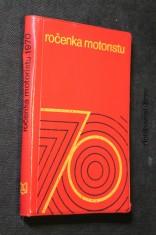 náhled knihy - Ročenka motoristu 1970