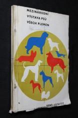 náhled knihy - Katalog Mezinárodní výstavy psů všech plemen : Brno, 2. a 3. července 1966