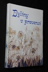náhled knihy - Byliny v prevenci