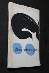 náhled knihy - Život Jaroslava Ježka : kapitola z připravované knihy