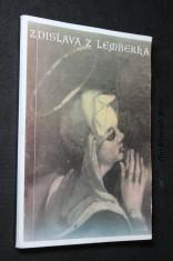 náhled knihy - Paní Zdislava z Jablonného