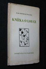 náhled knihy - Knížka o louce