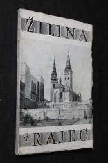 náhled knihy - Žilina a Rajec : Turisticko-vlastivedný sprievodca