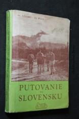 náhled knihy - Putovanie po Slovensku