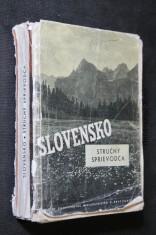 náhled knihy - Slovensko : Stručný prievodca