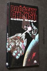 náhled knihy - Počátky chaosu