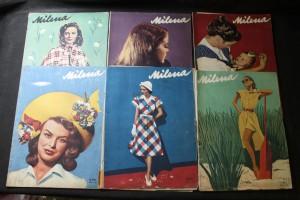 náhled knihy - 6 x MILENA, časopis moderní ženy