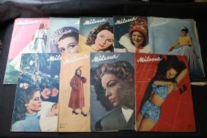 náhled knihy - 9 x MILENA, časopis moderní ženy