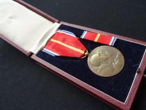 náhled knihy - Dukelská pamětní medaile