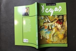 náhled knihy - Degas