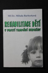 náhled knihy - Rehabilitace dětí v pojetí tradiční medicíny