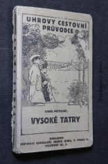 náhled knihy - Průvodce po Vysokých Tatrách