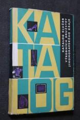 náhled knihy - Katalog služeb výrobních družstev Jihomoravského kraje