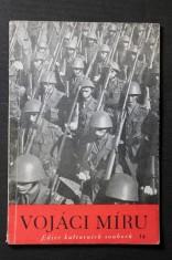 náhled knihy - Vojáci míru