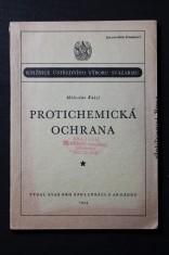 náhled knihy - Protichemická ochrana