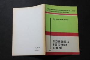 náhled knihy - Technológia pestovania ríbezlí