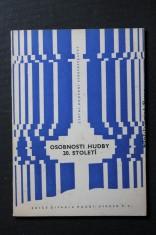 náhled knihy - Osobnosti hudby 20. století