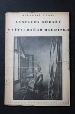 náhled knihy - Výstava obrazu s výtvarného hlediska