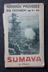 náhled knihy - Z Klatov k šumavským jezerům a Povydřím přes Sušici nazpět