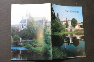 náhled knihy - Vyšší Brod : památkový areál - bývalý klášter