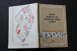 náhled knihy - Chřiby, Ždánický les, Litenčické vrchy a jejich okolí