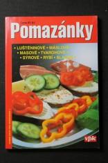 náhled knihy - Pomazánky : 270 receptů z domova i ciziny