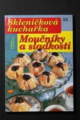 náhled knihy - Skleničková kuchařka : moučníky a sladkosti
