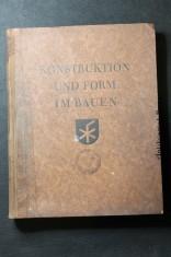 náhled knihy - Konstruktion und Form im Bauen