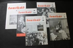 náhled knihy - 5 x Československý loutkář