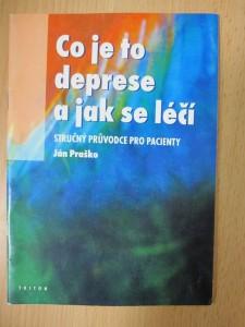náhled knihy - Co je to deprese a jak se léčí : Stručný průvodce pro pacienty