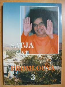 náhled knihy - Satja Saí promlouvá: 3