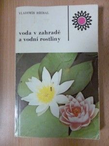 náhled knihy - Voda v zahradě a vodní rostliny