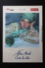 náhled knihy - Alfons Mucha : Cesta ku sláve