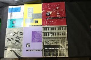 náhled knihy - 6 x Architektura ČSSR