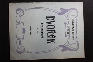 náhled knihy - Legendy; aranžmá Legenden für Pianoforte : [Zweihandig] : Op. 59