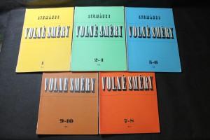náhled knihy - 5 x Volné směry