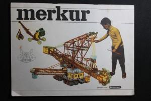 náhled knihy - Merkur / návod stavebnice /