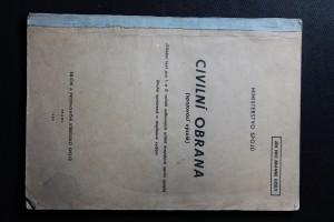 náhled knihy - Civilní obrana