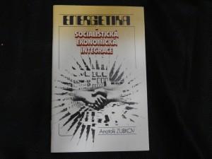 náhled knihy - Energetika a Socialistická ekonomická integrace