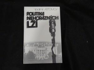 náhled knihy - Politika nehorázných lží