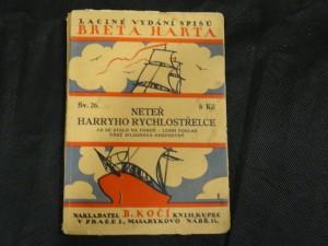 náhled knihy - Neteř Harryho rychlostřelce