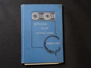 náhled knihy - Beseda - český salonní tanec