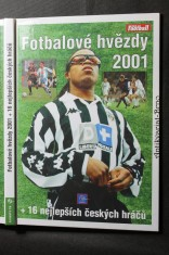 náhled knihy - Fotbalové hvězdy 2001