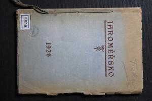 náhled knihy - Jaroměřsko