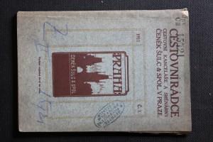 náhled knihy - Cestovní rádce : Šulcovy zimní a jarní výlety