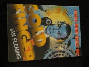 náhled knihy - James Bond Agent 007 - Gold finger