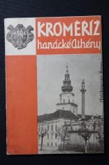 náhled knihy - Kroměříž, hanácké Athény
