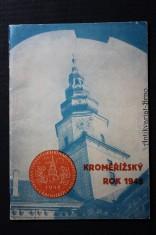 náhled knihy - Kroměřížský rok 1948 : vzpomínkové oslavy stého výročí revolučního roku 1848 a kroměřížského sněm